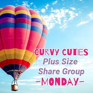 Tops - 6/17 PLUS SHARE GROUP: Curvy Cuties